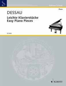 Leichte Klavierstücke
