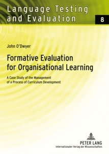 Formative Evaluation for Organisational Learning