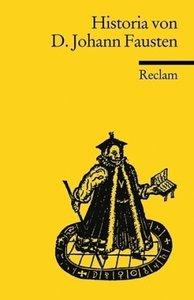 Historia von D. Johann Fausten