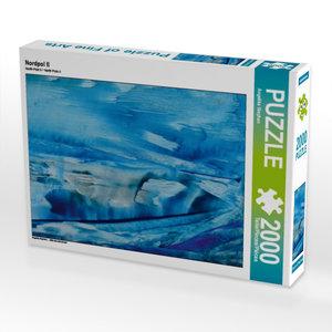 Nordpol II 2000 Teile Puzzle quer