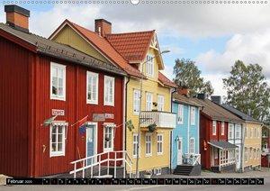 Sommer in Schwedens Lappland (Wandkalender 2020 DIN A2 quer)