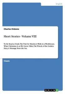 Short Stories - Volume VIII