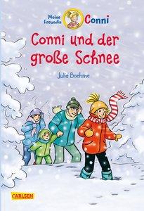 Conni-Erzählbände, Band 16: Conni und der große Schnee (farbig i