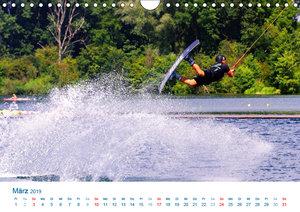 Wassersport 2019. Impressionen am, im, auf und unter Wasser