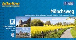 Bikeline Radtourenbuch Mönchsweg