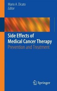 Side Effects of Medical Cancer Therapy