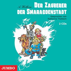 Der Zauberer der Smaragdenstadt. 2 CDs