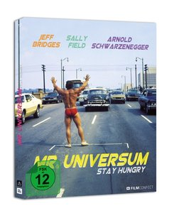 Mr. Universum (Stay Hungry)