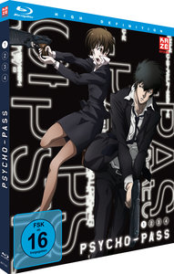 Psycho Pass - Box 1 - Blu-ray