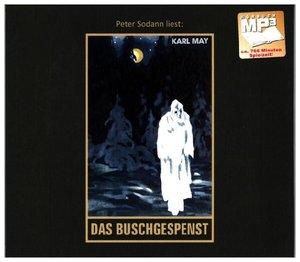 Das Buschgespenst. MP3-CD