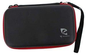 PIRANHA Hardcase Tasche, 2DS XL EVA CASE, Etui für Nintendo DS2