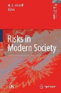 Risks in Modern Society