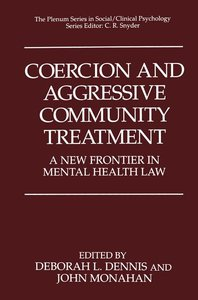 Coercion and Aggressive Community Treatment