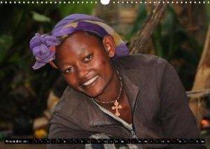 Menschen Südäthiopiens