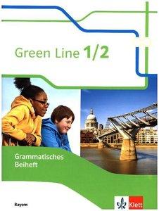 Green Line 1. Grammatisches Beiheft 5./6. Schuljahr. Ausgabe Bay