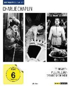 Charlie Chaplin. Arthaus Close-Up