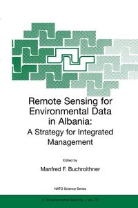 Remote Sensing for Environmental Data in Albania