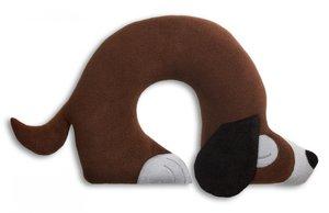 Der Hund Charlie Schokolade, Nackenkissen