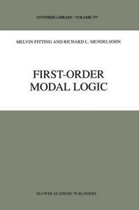 First-Order Modal Logic