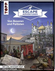 Escape Adventures - Von Basaren und Meisterdieben