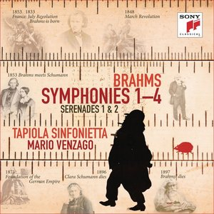 Sinfonien 1-4,Serenades 1 & 2