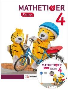 Mathetiger 4 - Transparentfolien · Neubearbeitung