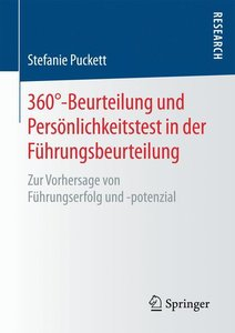 360°-Beurteilung und Persönlichkeitstest in der Führungsbeurteil