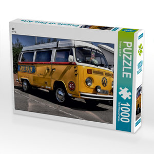 T2 1000 Teile Puzzle quer