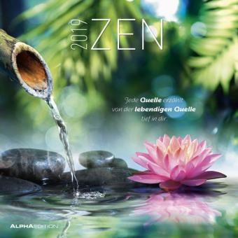 Zen 2019 - Broschürenkalender - zum Schließen ins Bild klicken