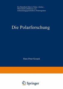 Die Polarforschung