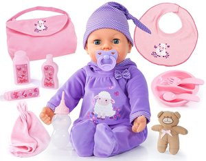 Bayer 94697AA - Puppe Piccolina Real Tears, Baby-Puppe, Funktion