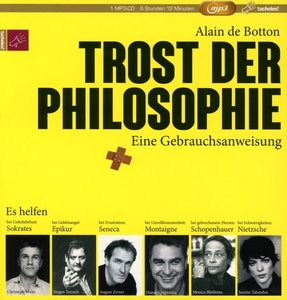 Trost Der Philosophie (1x MP3-CD)