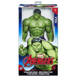 Hasbro B5772EU6 Avengers Titan Hero Figur Hulk