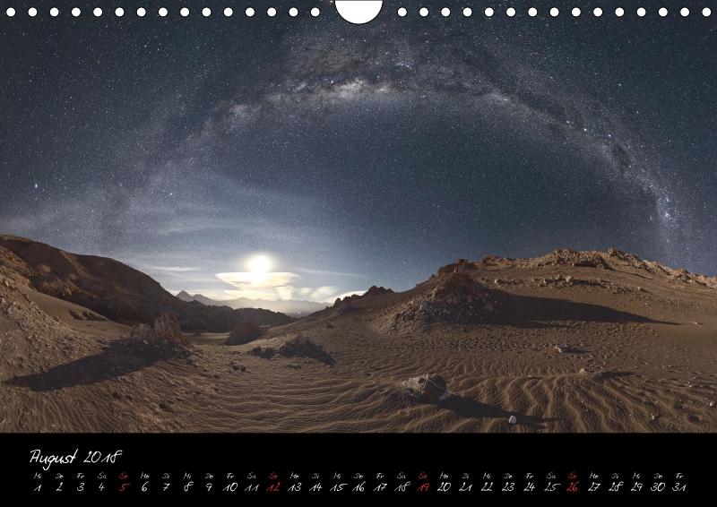 Faszination Milchstraße - eine Reise zu den Nachtlandschaften un - zum Schließen ins Bild klicken