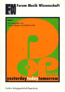 Popmusic - yesterday, today, tomorrow