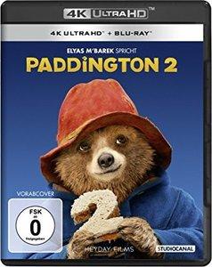 Paddington 2 4K, 1 UHD-Blu-ray