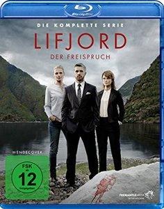 Lifjord - Der Freispruch - Staffel 1 + 2