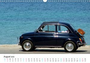 Fiat Cinquecento im Fokus