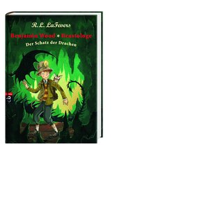 Benjamin Wood, Beastologe 03 - Der Schatz der Drachen