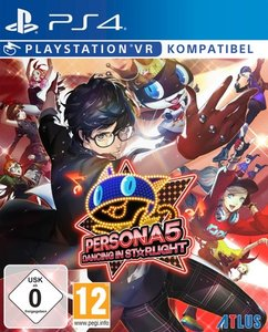 Persona 5: Dancing in the Starlight (PlayStation PS4)