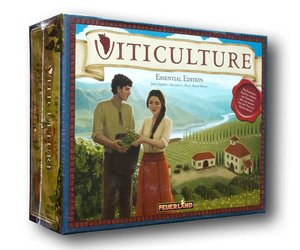 Viticulture Essential Edition (Spiel)