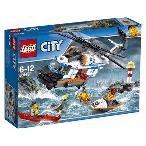 LEGO® City 60166 - Seenot-Rettungshubschrauber, Küstenwache
