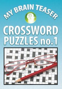 My Brain Teaser Crossword Puzzle No.1
