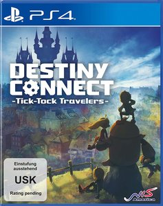 Destiny Connect - Tick-Tock Travelers