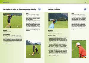 Mental Training for Your Best Golf Game
