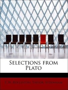 Selections from Plato