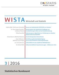 WISTA 3/2016