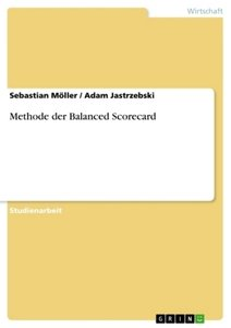 Methode der Balanced Scorecard