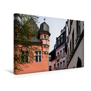 Premium Textil-Leinwand 45 cm x 30 cm quer Florinsmarkt