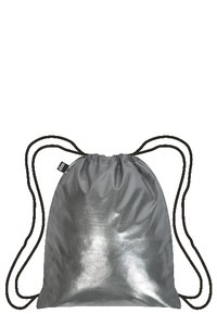 Backpack METALLIC Matt Silver Backpack